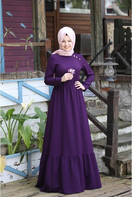 Gamze Ozkul-Dress