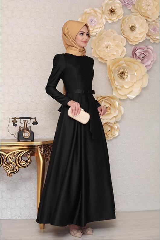 Akasya Dress - Black