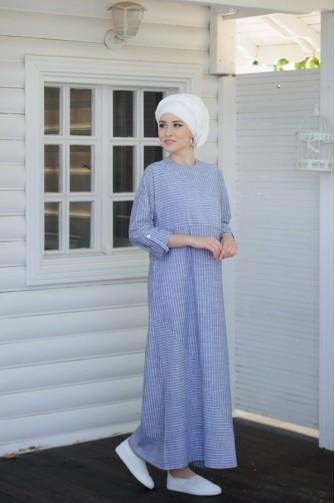 İrem Dress - Antrasit