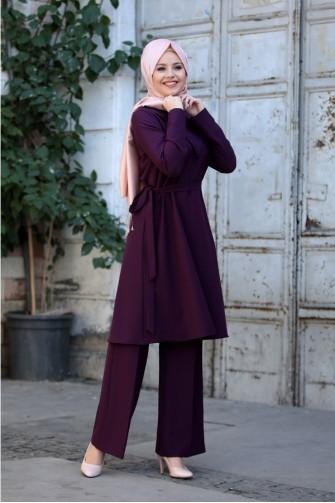 harmony suit purple