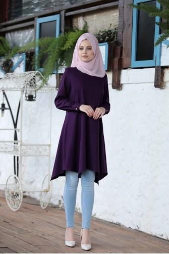 Alara Tunic - Purple
