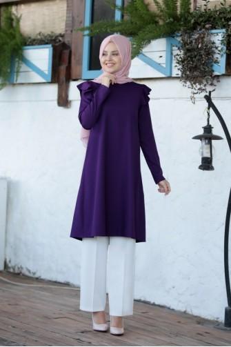 Asil Tunic Purple