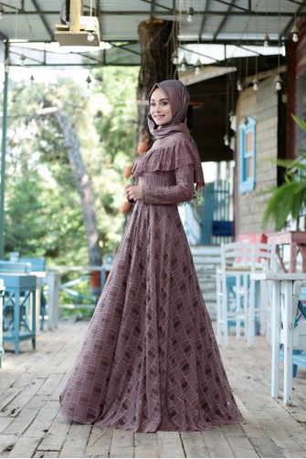 Gamze Ozkul-Dress