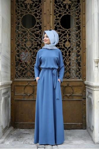 Renk Dress indigo blue