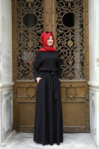 Renk Dress Black