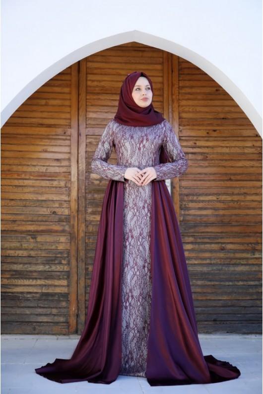 Beren Dress Fushia