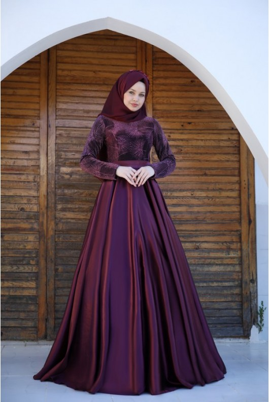 Alicia Dress Fushia