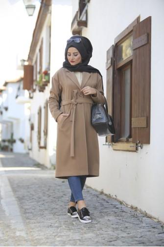 Seda Tiryaki Coat